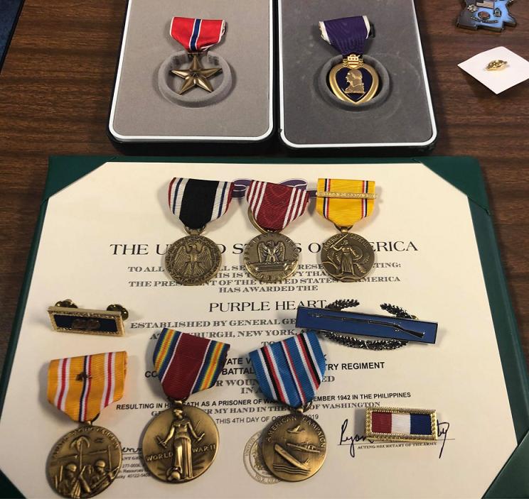 Virgil L. Hamock awards