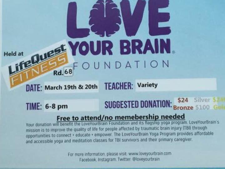 Pasco Brain Injury Survivor Organizes Local Love Your Brain Yoga Event Archives Nbcrightnow Com