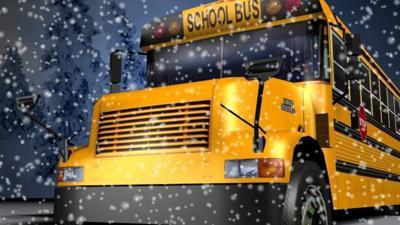 school delays bus