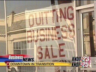 Older Businesses Closing Down And Making Way For New Chapter In