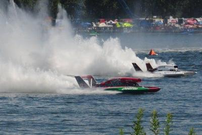 Watch LIVE Streaming Broadcast of Tri-Cities Hydroplane Races
