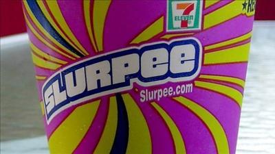 It's 7-11! It's FREE SLURPEE DAY!