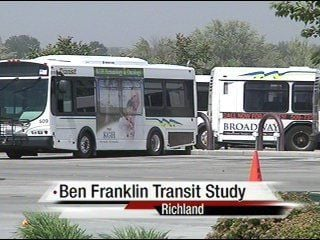 Policy center issues study on Ben Franklin Transit