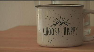 Spreading happiness through a store: Choose Happy Clothing