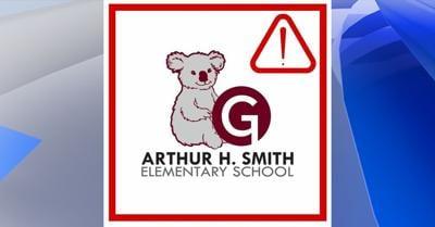 Arthur H. Smith Elementary School in Grandview is sending kids home due broken AC units