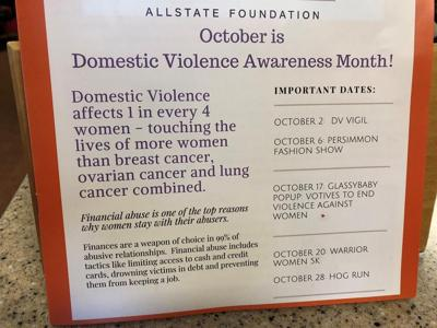 YWCA provides Local Domestic Violence Resources