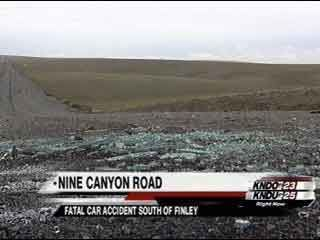 New Information on Fatal Accident Near Finley