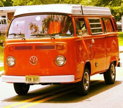 Throwback Thursday: In 1950, Volkswagen begins production of the bus