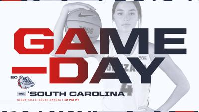Zags gameday