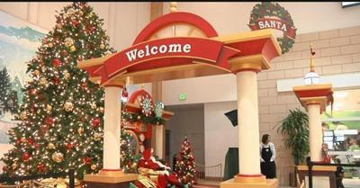 Virtually video call or visit Santa at Valley Mall this year