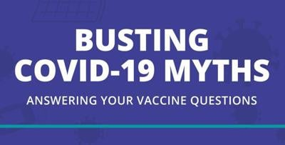 """Washington State Department of Health hosting """"Busting COVID-19 Myths"""" Q&A"""
