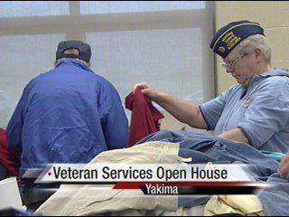 Yakima County hosts open house for veterans