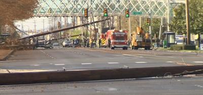 Cause of Seattle utility pole collapse still unknown
