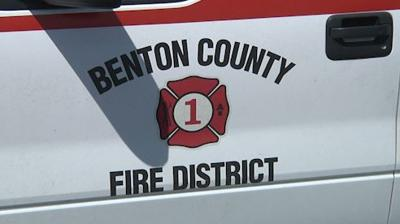 Benton county fire district one