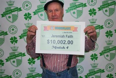 Kennewick Man Wins Washington Lottery Five Times in Four