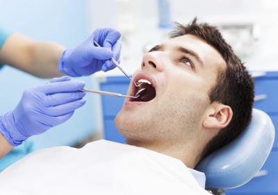 Get oral health advice from a dentist