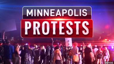Minn. Protest