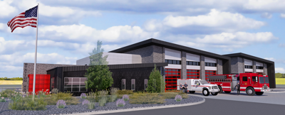 New Benton County Fire Station Bids