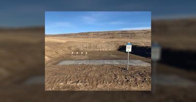 Sheep Company Road shooting range at Wenas Wildlife Area open to public