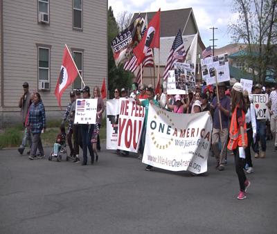 """Yakima will gather for """"Fighting for Justice and Dignity for all"""" march"""