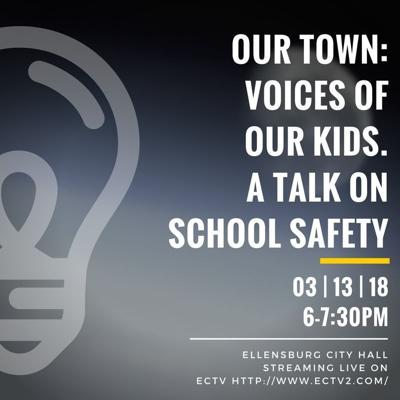 City of Ellensburg hosts forum that encourages students to speak up