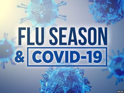 How can you tell the difference between the flu and COVID-19?