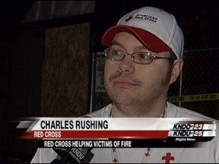 Red Cross Looking for Volunteers to Help Victims of Apartment Fire