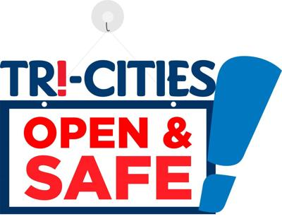 Open & Safe Logo