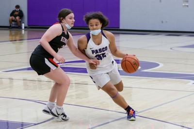 Pasco Girls Basketball