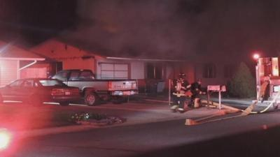 Crews Continue to Investigate Yakima House Fire, Cause Undetermined