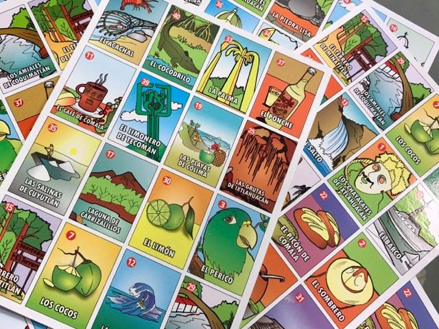 """New limited-edition """"La Loteria"""" games to be distributed at the Pasco Farmers Market"""