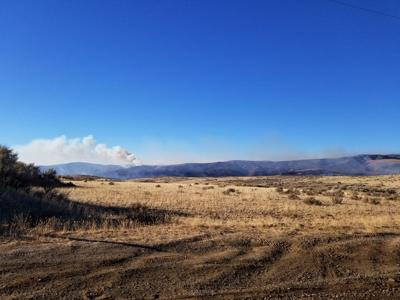 DNR, WDFW to Close Wenas Wildlife Area Due to Evans Canyon Fire Danger