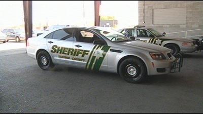 Yakima County Sheriffs Office Deputy Patrolling — VACA