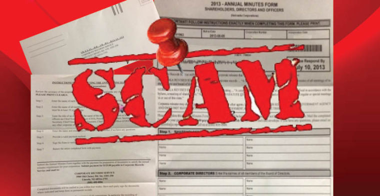 antelope county businesses receive scam letters news
