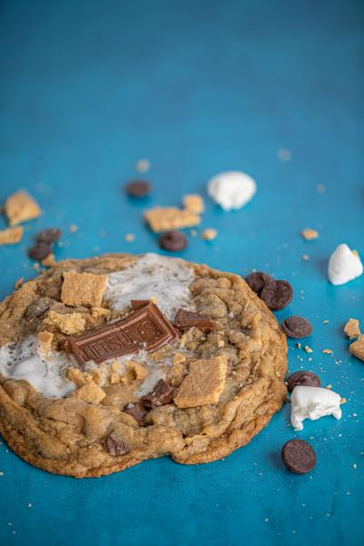 Smore's-Cookies