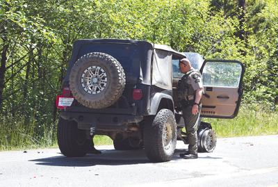 car chase jeep