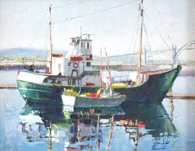 Art,-oysters-and-brew-fishing-boat