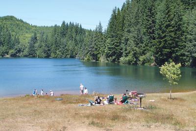 Olalla-Reservoir