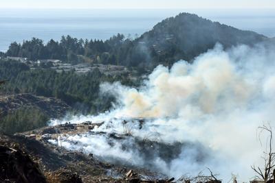Prevent wildfires