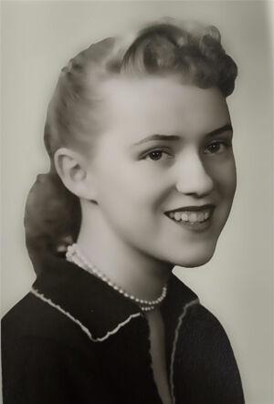 Sally Ann Welch