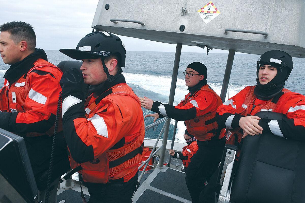 Always-training-Guard-Crew
