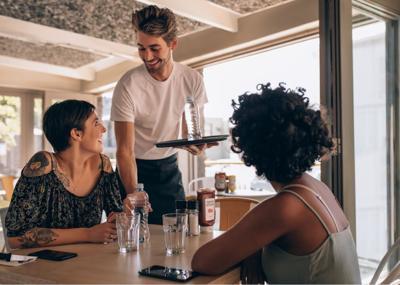 #11. Waiters and Waitresses