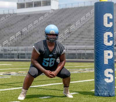 Clayton County Super Six: William Rogers, offensive lineman, Lovejoy High