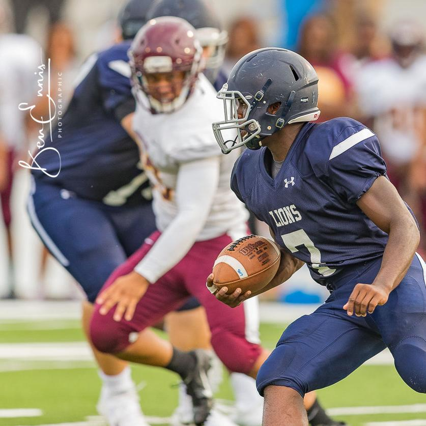 Forest Park tops Hampton in scrimmage