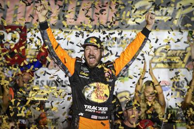 NASCAR: South Point 400