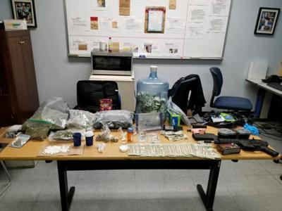 Forest Park raid nets drugs, weapons | Features | news-daily com