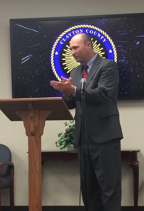 Community celebrates new Clayton County State Court judge