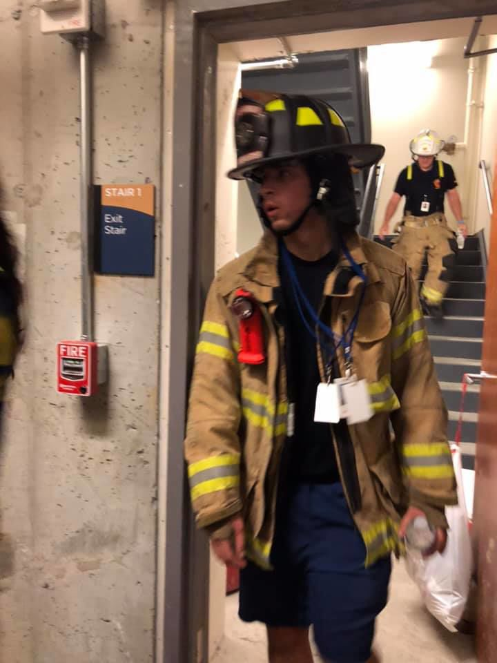 Clayton County's first responders remember the fallen of 9/11 with stair climbs, fundraiser