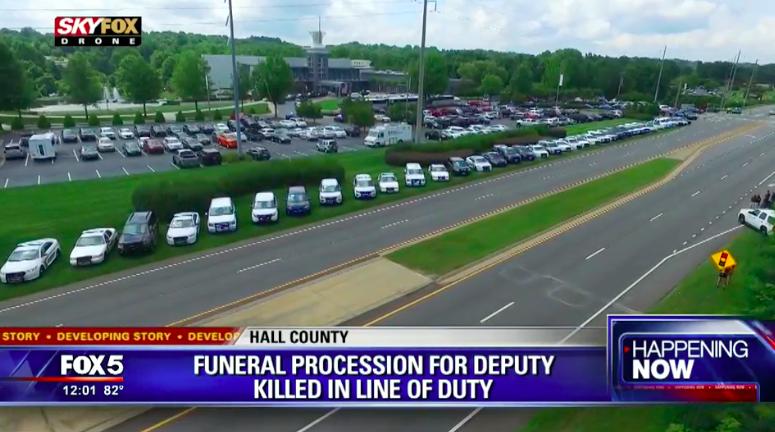 Dixon funeral