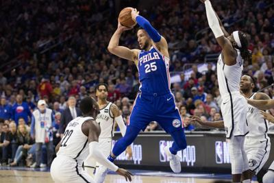 Sixers ride 51-point 3rd quarter to rout of Nets | Sports